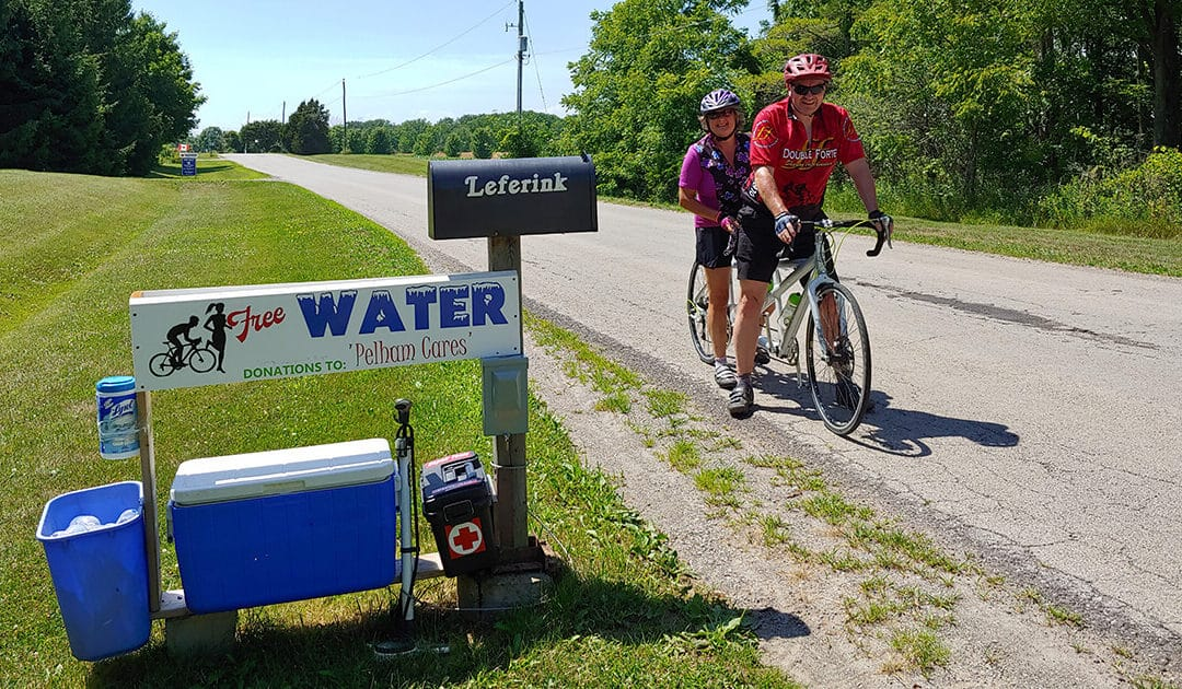 A Cyclist's Niagara Homecoming